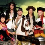 Green Screen Event Photography – Ahoy Me Hearties!