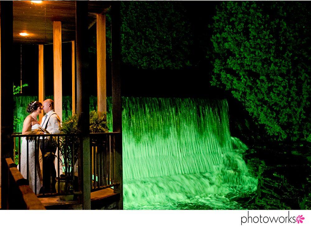 Wedding at the Millcroft Inn & Spa in Caledon, Ontario