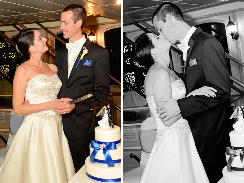 Mariposa Cruise Wedding
