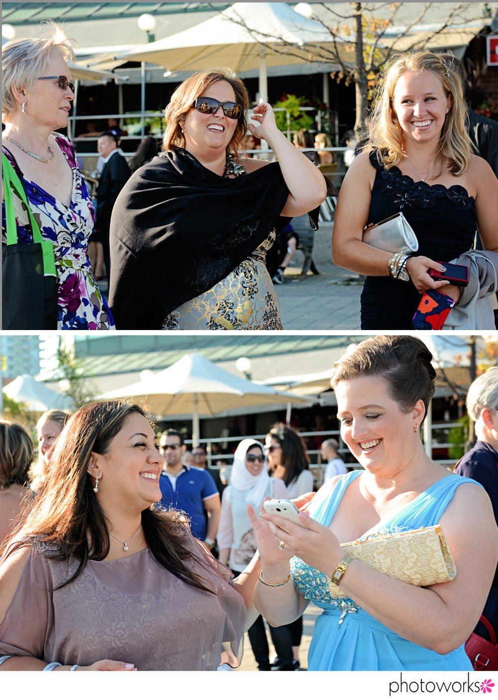 Mariposa Cruise Wedding