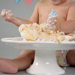 cake smash photography toronto