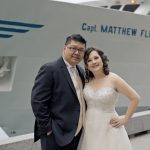 romantic toronto wedding Mariposa Cruises