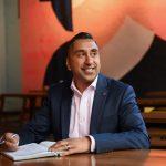 personal branding photographer Mustafa Nazarali Transformational coach