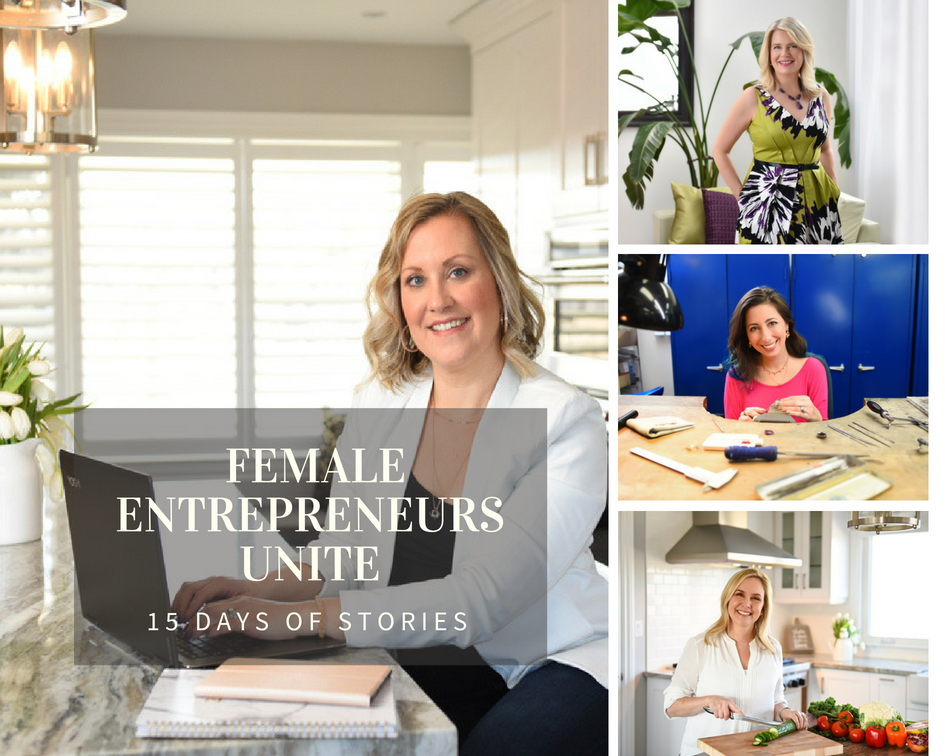 15 days of Female Entrepreneurs Unite