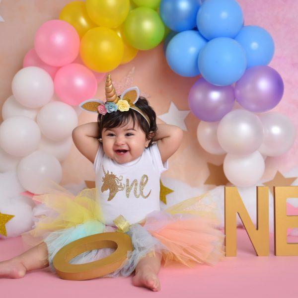 Cake smash photographer-First birthday