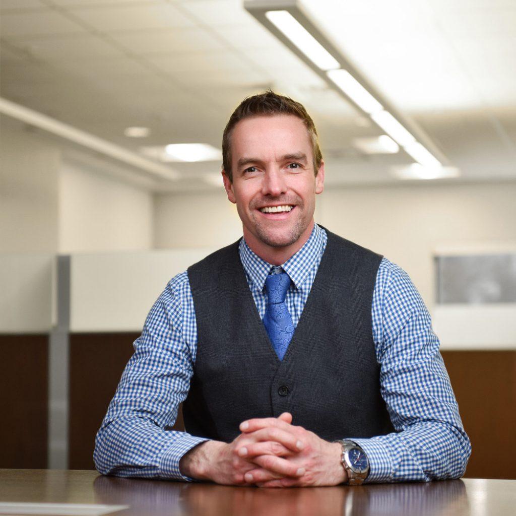 Brandon Parkes Financial Planner