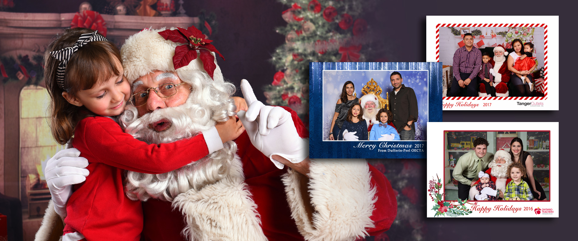 Brunch with Santa photos