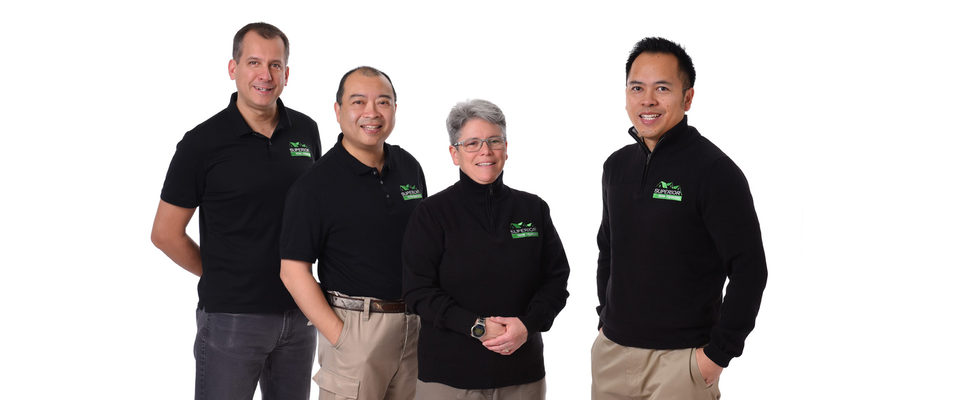 Small business team shot
