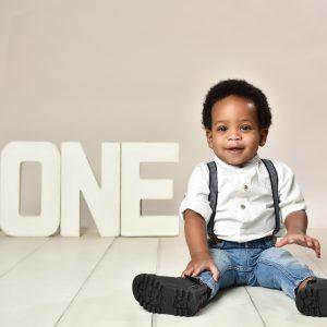 Baby photo boy