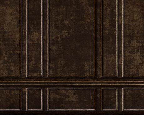 King Dark Wood Rental Backdrop