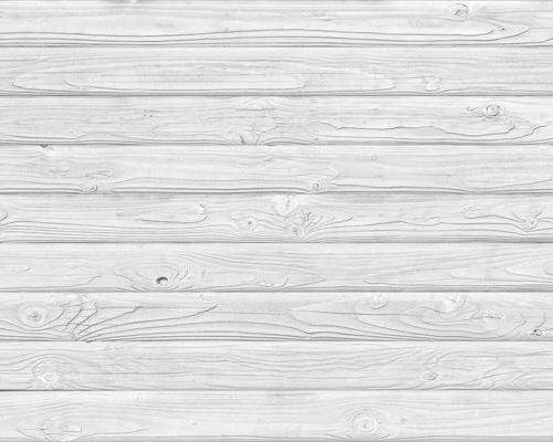 White Wood Backdrop Rental